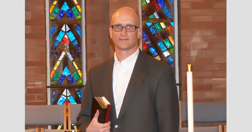 Please Welcome Pastor Jim Goff