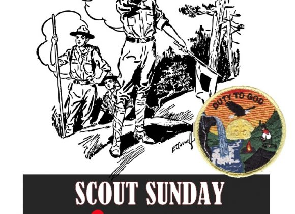 February 2, 2020 – Scout Sunday